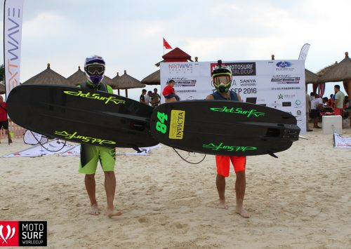 MotoSurf WorldCup China 2016