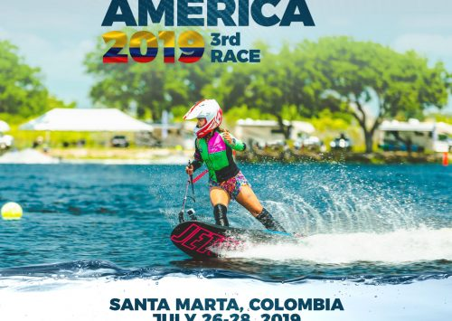 MotoSurf Race first time in Colombia!