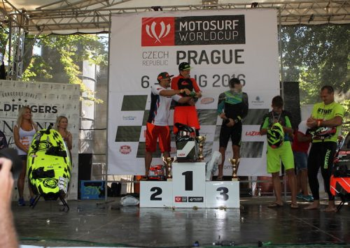 MotoSurf WorldCup knows the Prague winners