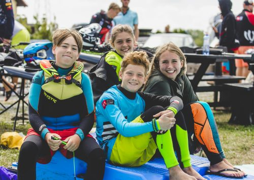 MOTOSURF RISING STARS CONCLUDED AUSTRIAN CHALLENGE