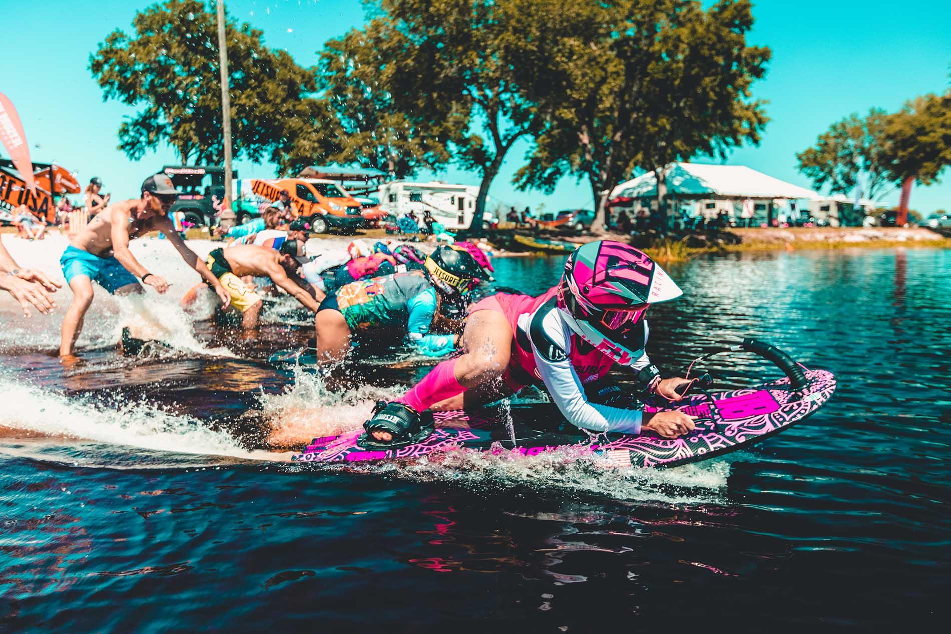 Orlando race start