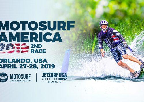 JetSurf Orlando to Host MotoSurf America Race